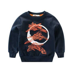 Autumn Winter Boy Hoodies & Sweatshirts