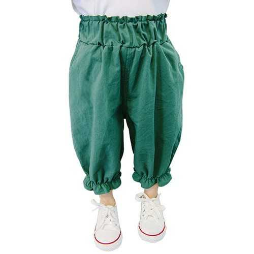 Toddler Girls Lantern Harem Pants