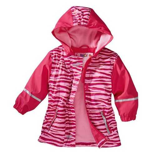 Kids Boys Girls Raincoat