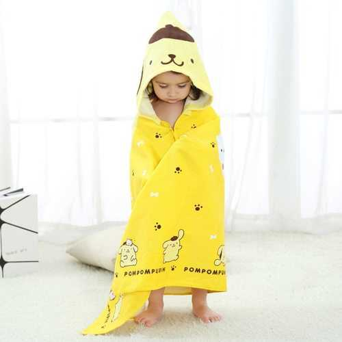 Cotton Comfy Kids Boys Girls Bath Robe