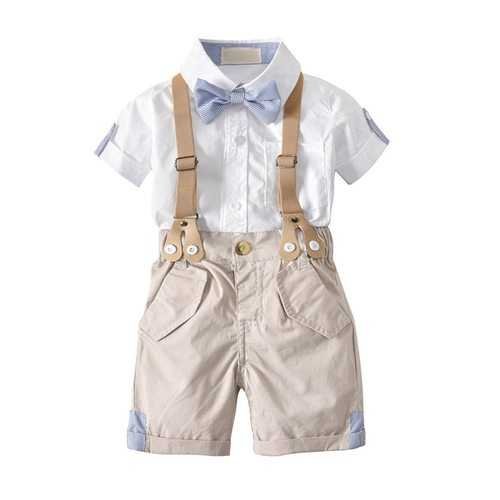 2pcs Formal Boys Clothing Sets