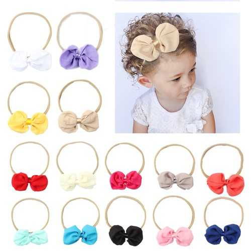 14 Colors Baby Headband