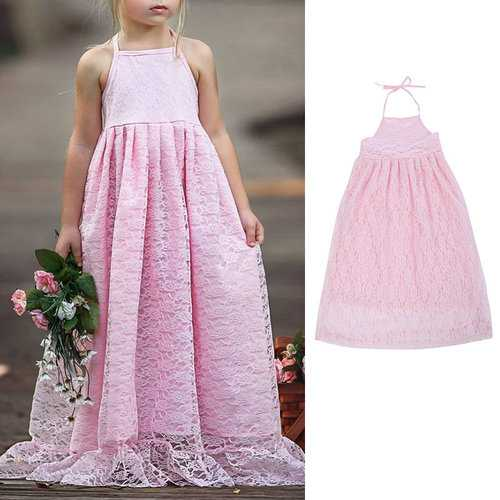 Lace Toddlers Girls Pageant Dresses