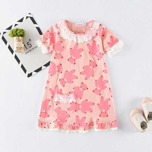 Lace Kids Girls Dresses / Clothing Sets