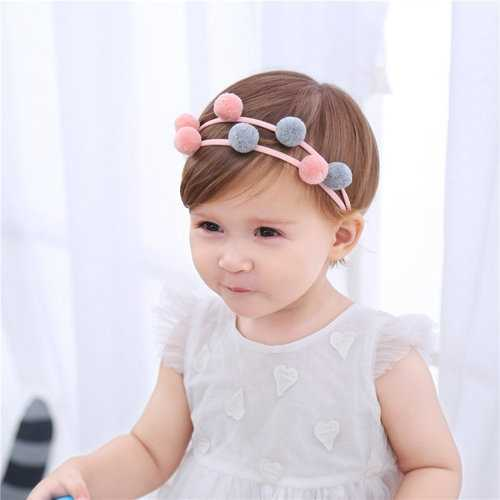 Ball Girls Headband For 0-3 Years
