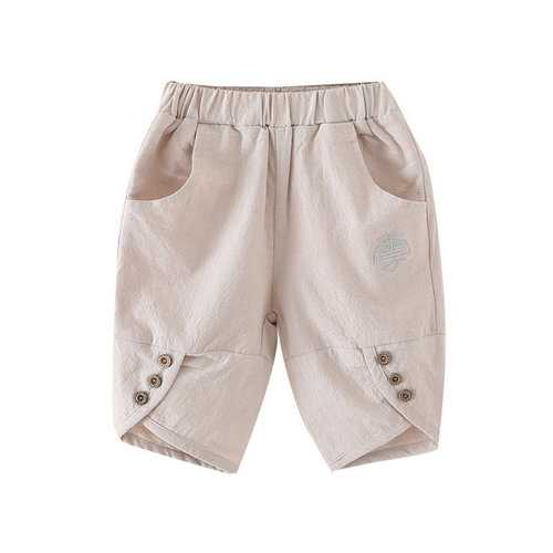 Boys Summer Casual Shorts For 2Y-11Y