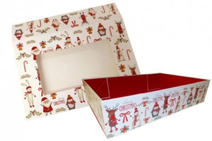 Hamper Gift Tray, Large - Create your own Hamper.