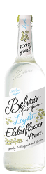 Belvoir - Presse, LIGHT - Elderflower 750ml
