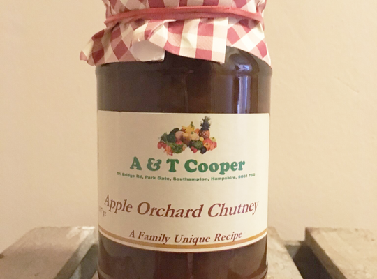 Apple Orchard Chutney 317g
