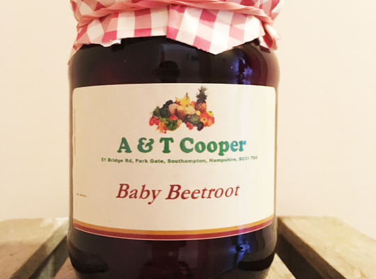 Beetroot, Baby – 340g