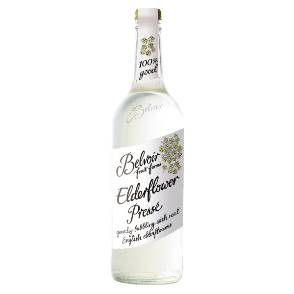 Belvoir - Presse, Elderflower  - 750ml