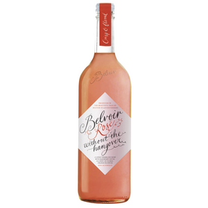 Belvoir - Wine without the Hangover - Non-Alcoholic, Rose - 750ml