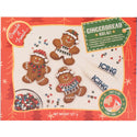 Create A Treat 8 Pack Gingerman Cookie Kit 330gm