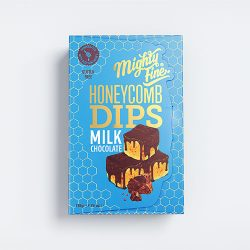 Might Fine Honeycomb - Milk Chocolate Dips x 135g