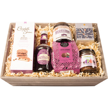 Hamper - Elegance in Purple Hamper