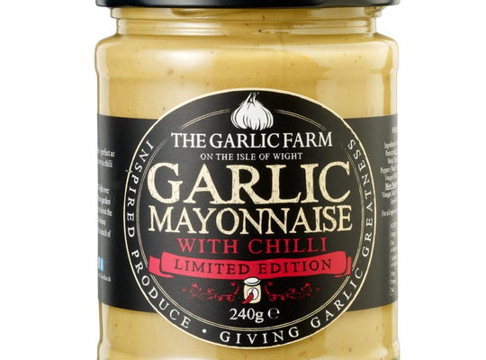 Garlic and Chilli Mayonnaise – 250g