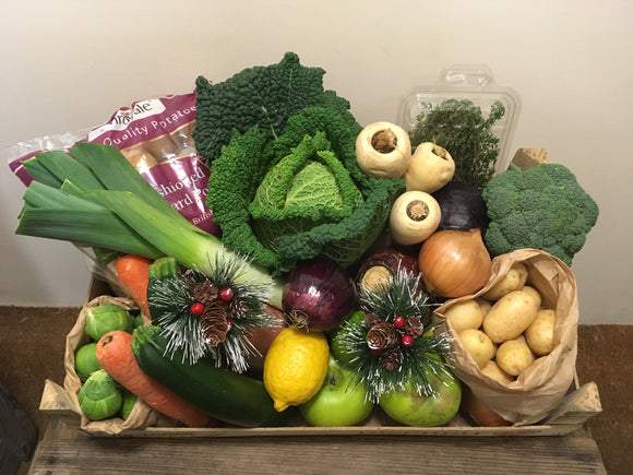 A & T CHRISTMAS - Vegetable Box - Medium