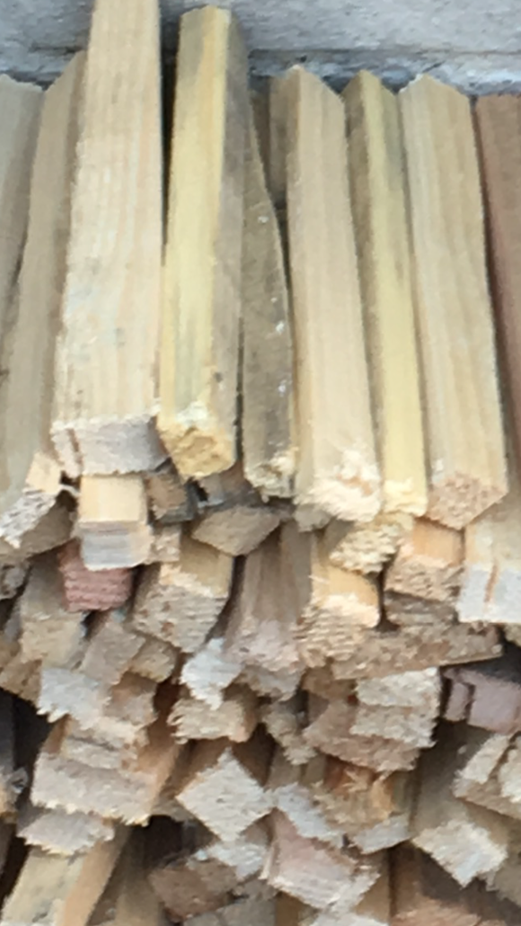Kindling x 1 net £3.50, 3 for £10.00
