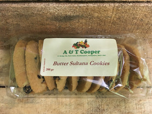 Cookie - Butter Sultana