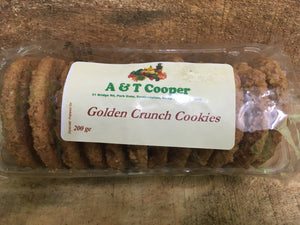 Cookie - Golden Crunch