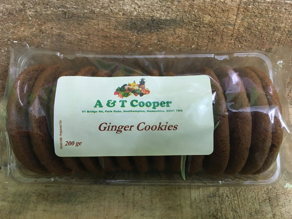 Cookie - Ginger