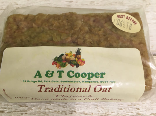 Flapjack - Traditional Oat