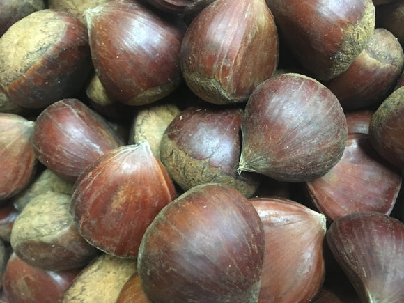 Nuts - Fresh Chestnuts x 500gm