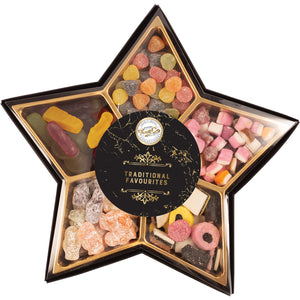 Hamper, Sweet -Treat Co,Traditional Favourites x 490g