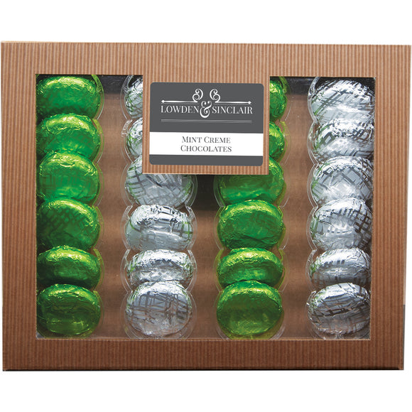 Personalised, A & T COOPER - Mint Creams x 200g.