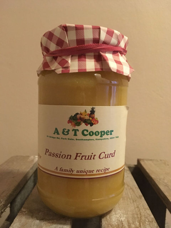Passion Fruit Curd - 320g