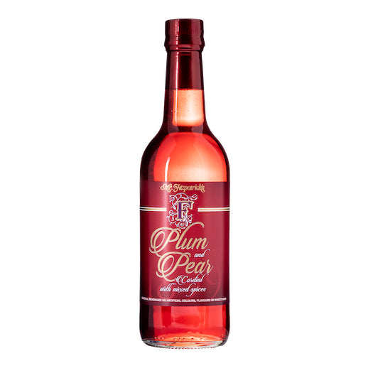 Mr Fitzpatrick's - Plum Pear & Mixed Spice Cordial x 500ml