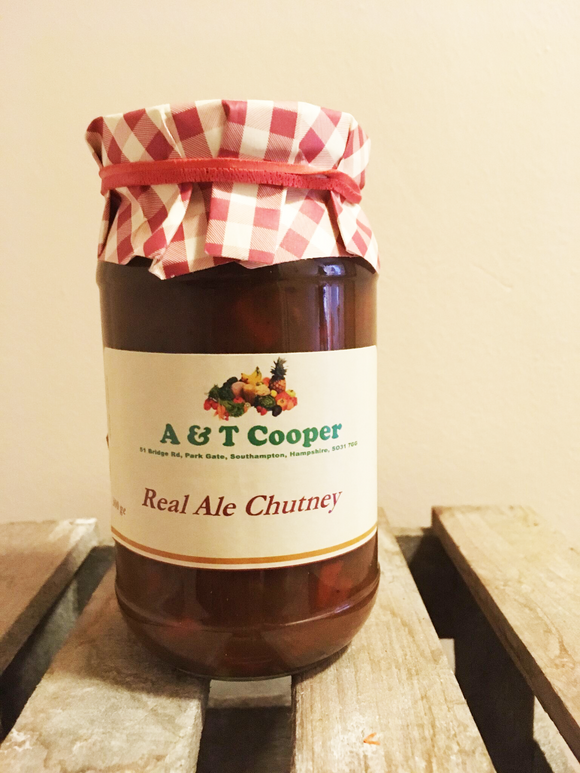 Real Ale Chutney 300g