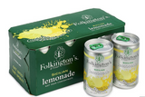 Folkington's - Sicilian Clear Lemonade - 8 x 150ml