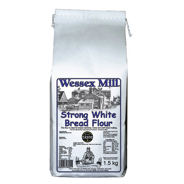Flour - Strong White Bread - 1.5kg