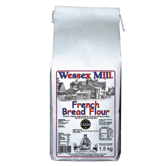 Flour - Wessex Mill, French Bread - 1.5kg