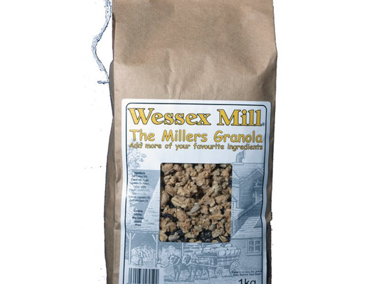 The Millers Granola - 1kg