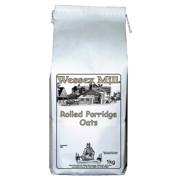 Rolled Porridge Oats - 1kg