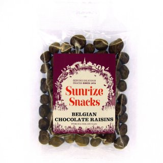 Belgian Chocolate Raisins x 150g