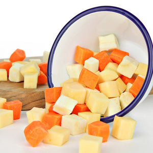Diced Carrot & Swede Mix