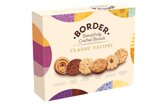 Biscuits, Border Biscuits - Classic Gift Box x 400g.