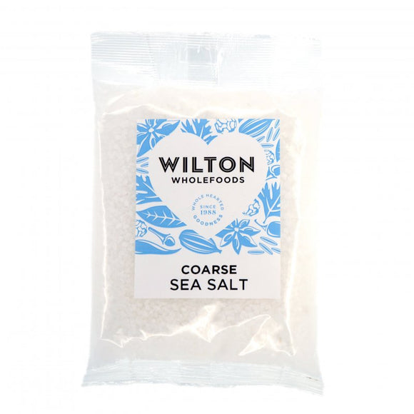 Spices, Condiments - Coarse Sea Salt x 500g.