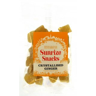 Crystallised Ginger - 150g