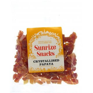 Crystallised Papaya - 175g