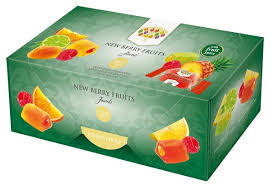 Confection - New Berry Fruits x 300g.