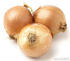 Onions - LARGE x 3