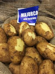 "Potato - "" Majorcan New"" - x 1kg"