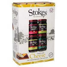Stokes gifts - Perfect with Cheese Collection.