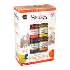 Stokes gifts - The Magnificent Marmalade Collection.