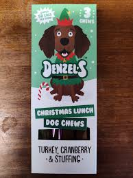 CHRISTMAS, Dog Chews - Christmas Lunch x 55g