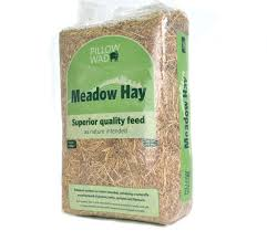 Pet -  Meadow Hay.